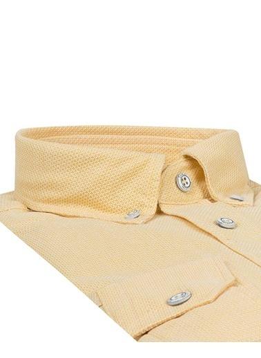 Damat Gömlek Sarı